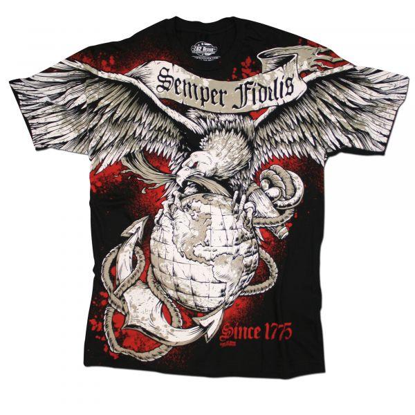 T-Shirt Semper Fidelis
