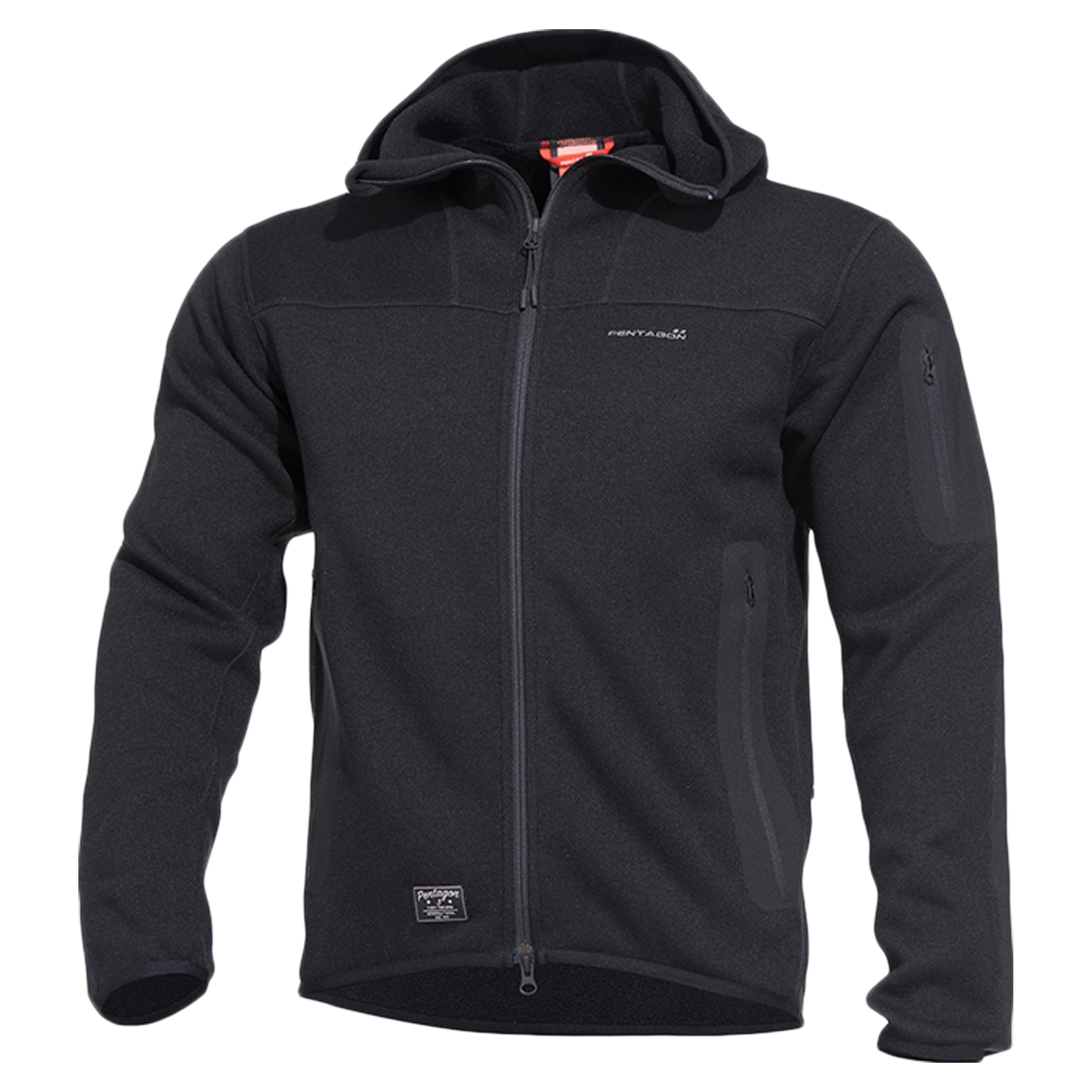Pentagon Hooded Sweater Falcon 2.0 Tactical black
