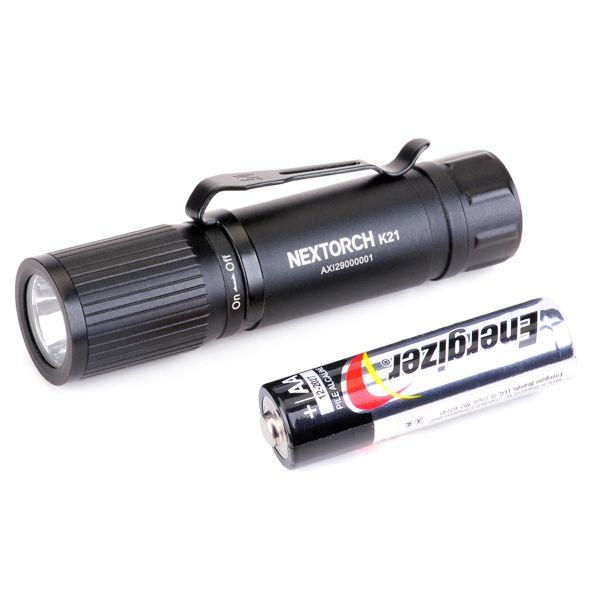 Nextorch Flashlight K21