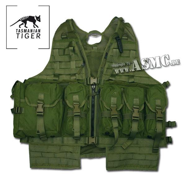 Ammunition Vest TT olive green