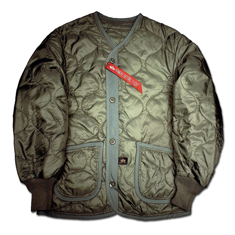 Jacket Liner Alpha ALS olive green