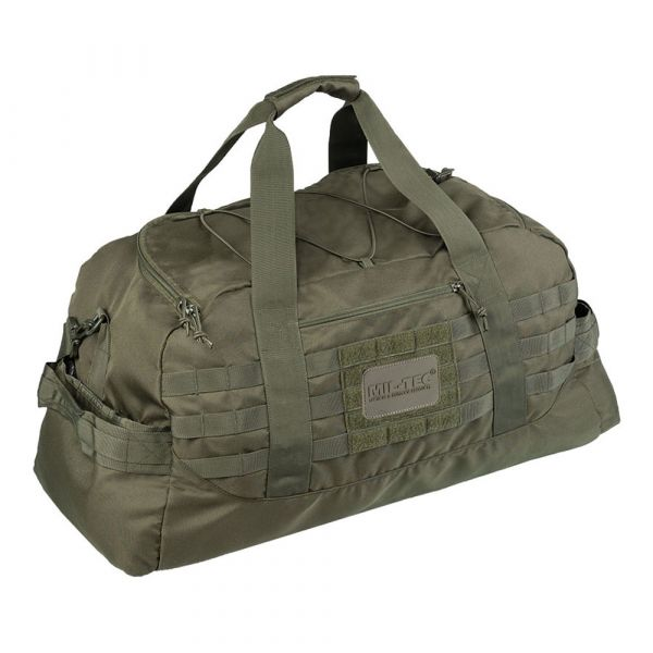 Mil-Tec Combat Flight Bag MED olive
