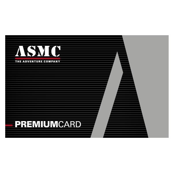 ASMC Customer Card Premium
