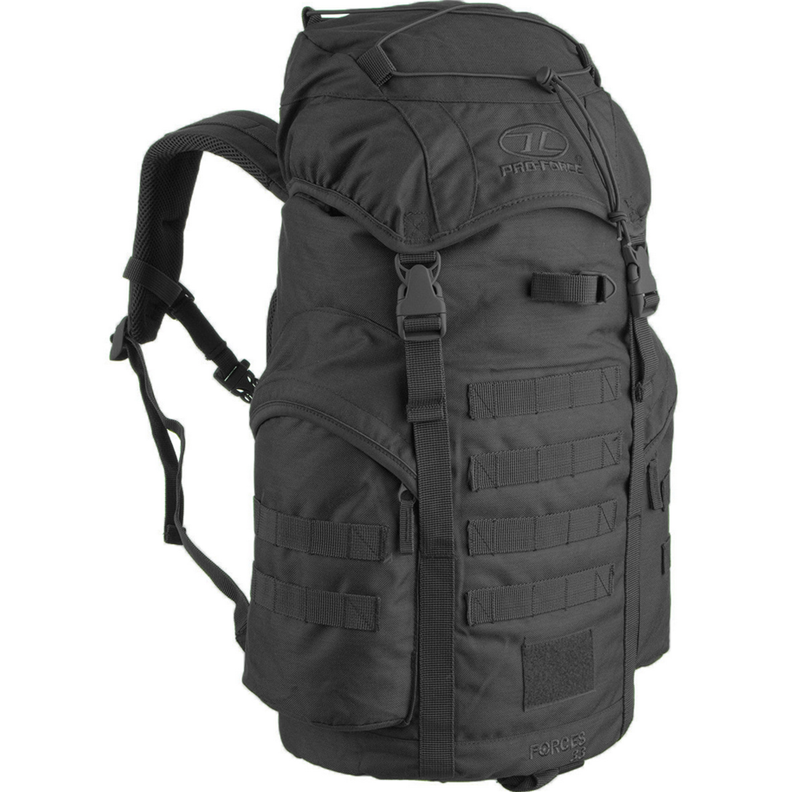 Backpack Pro Force New Forces 33 L black