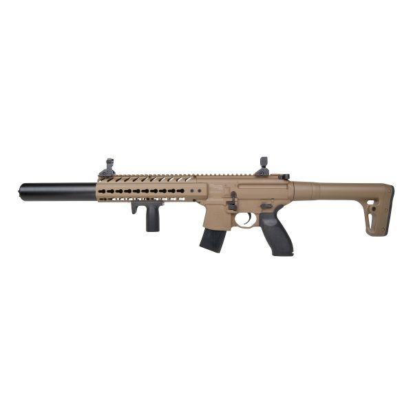 Co2 Assault Rifle Sig Sauer MCX Dark Earth