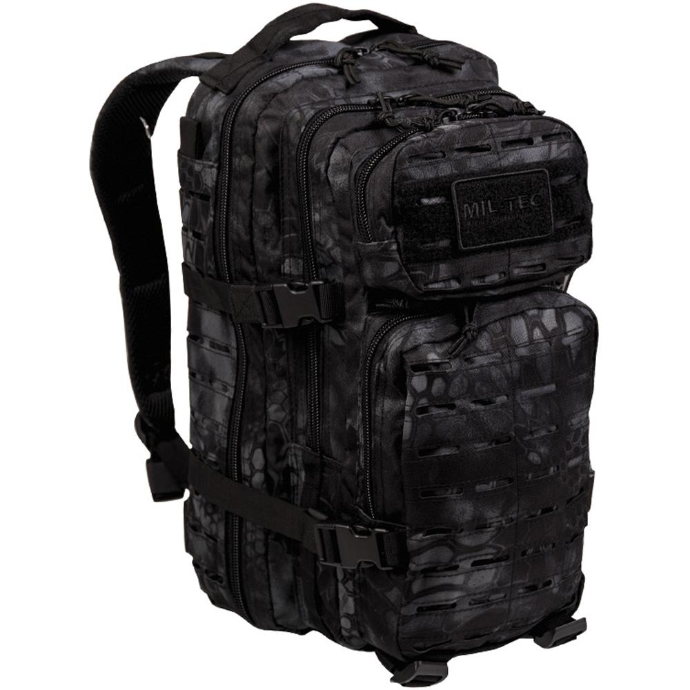 Backpack U.S. Assault Pack SM Laser Cut mandra night