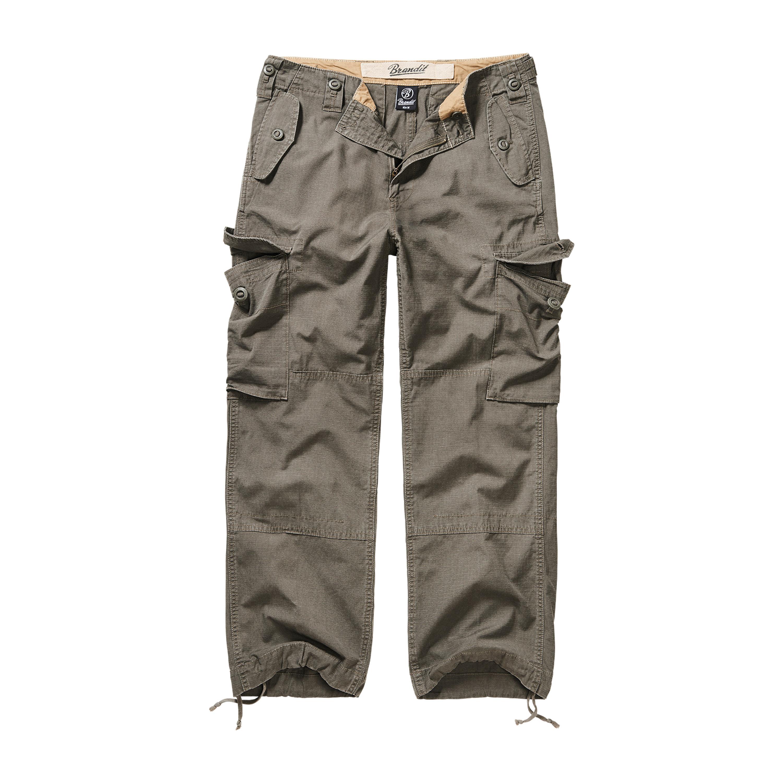 Brandit Pants Hudson Ripstop olive