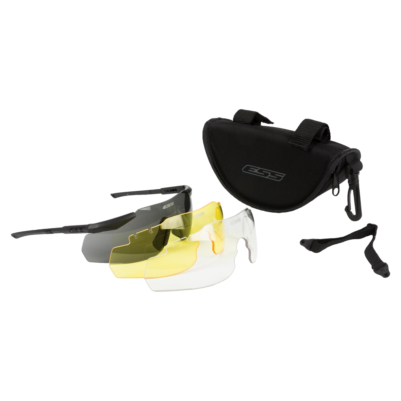ESS Glasses ICE Naro Eyeshield-Kit