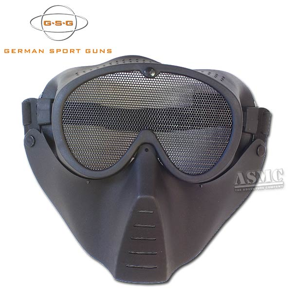Airsoft Face Mask GSG black