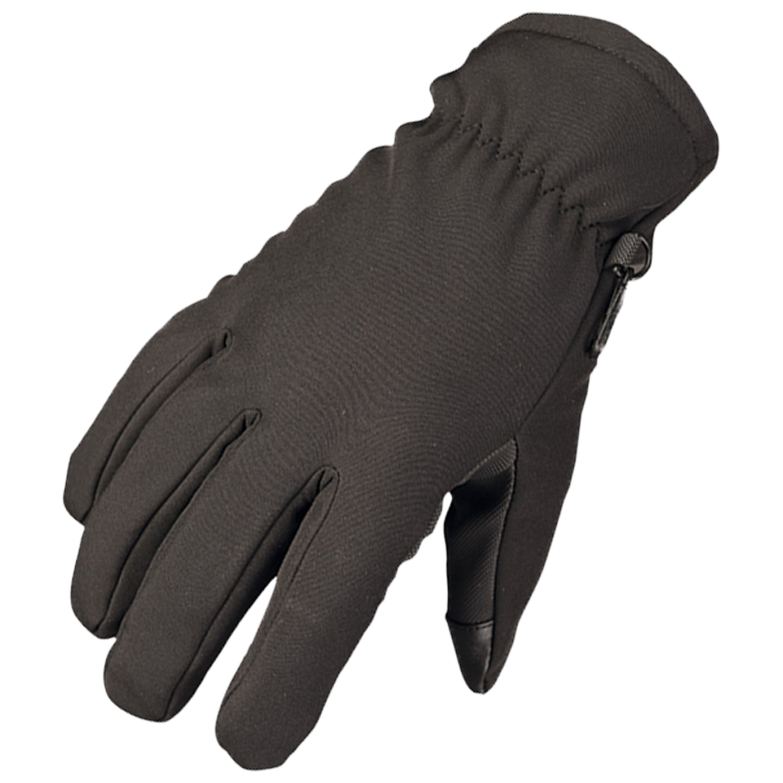 Gloves Softshell Thinsulate black
