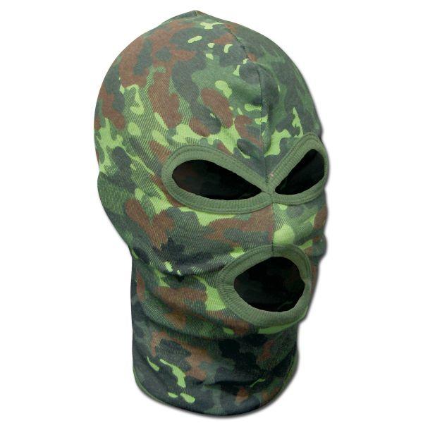 Face Mask Cotton flecktarn