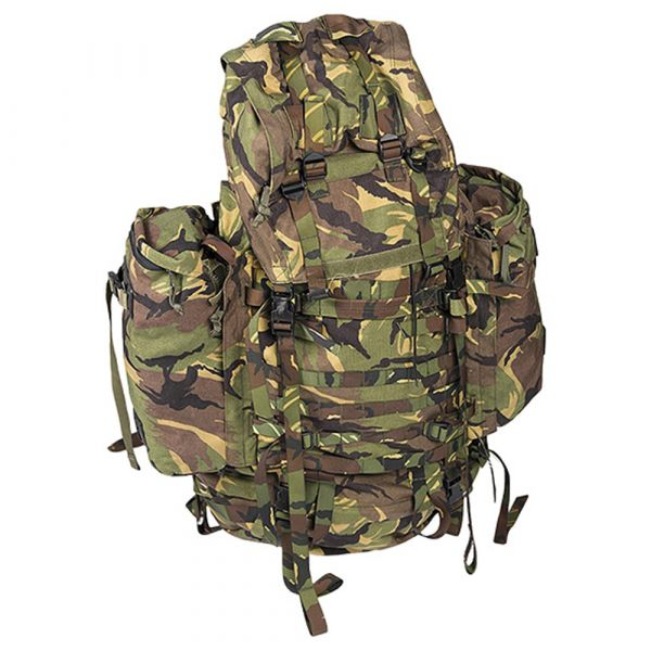 Used Dutch Army Combat Backpack Berghaus camouflage