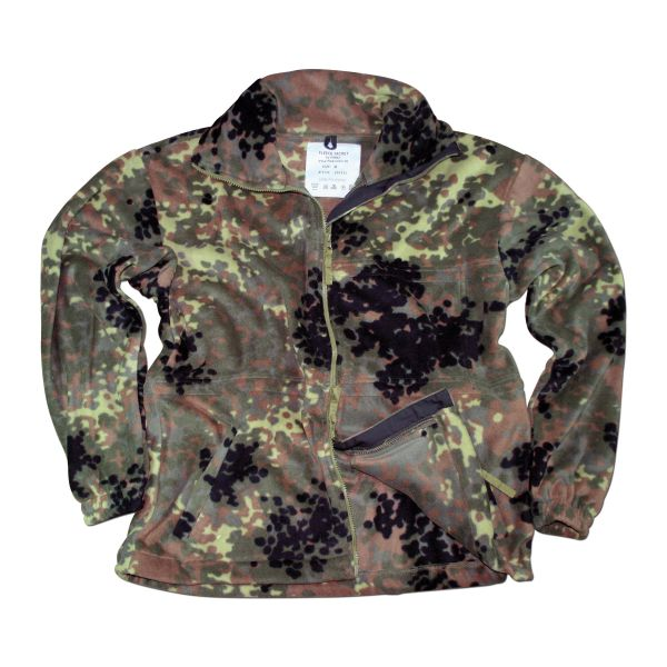 Fleece Jacket MMB flecktarn