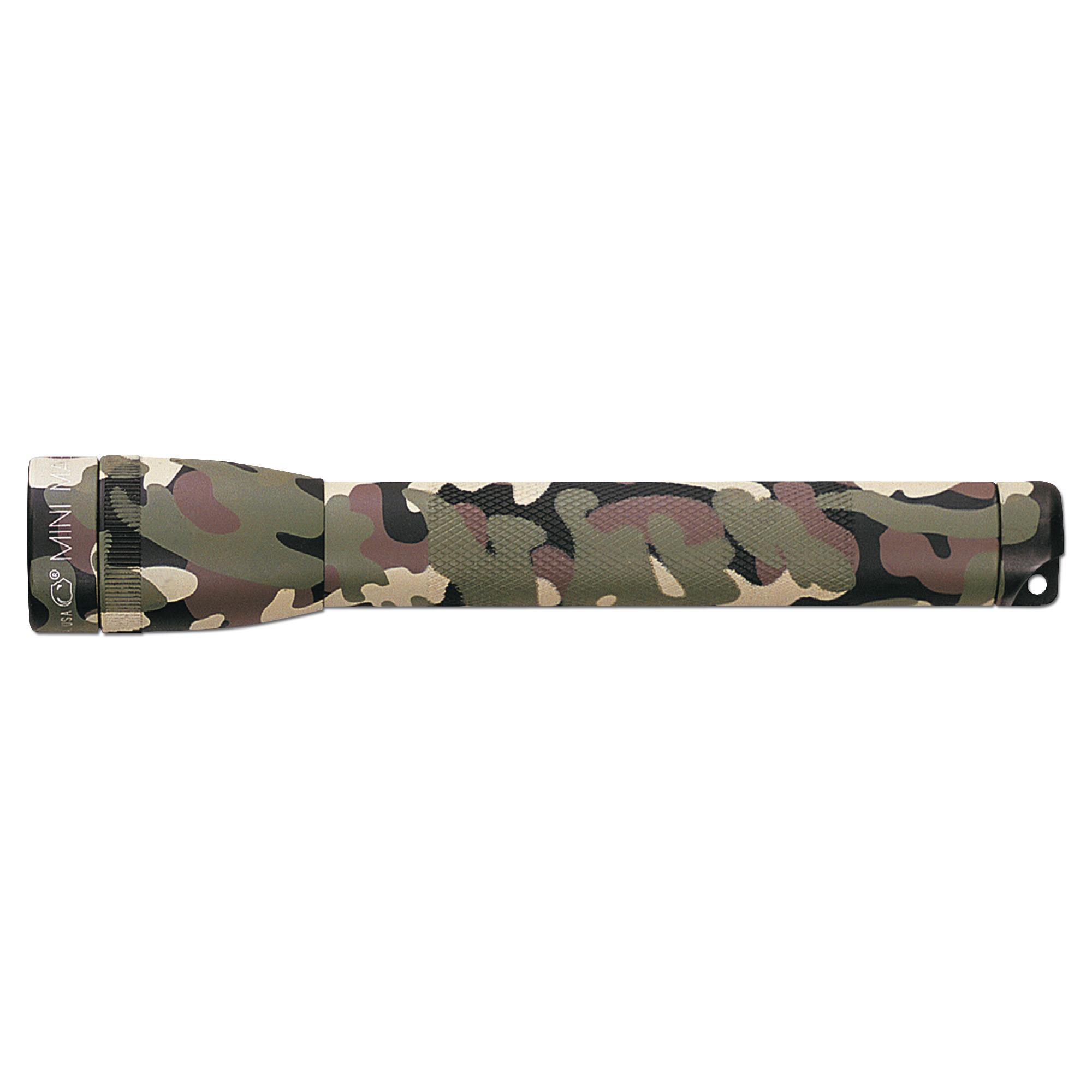 Mini Mag-Lite camouflage