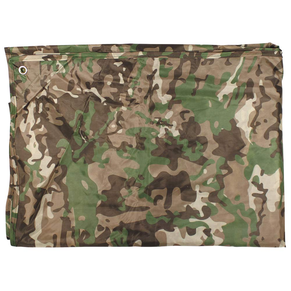 MFH Multiple Purpose Tarp 200 x 300 cm operation camo