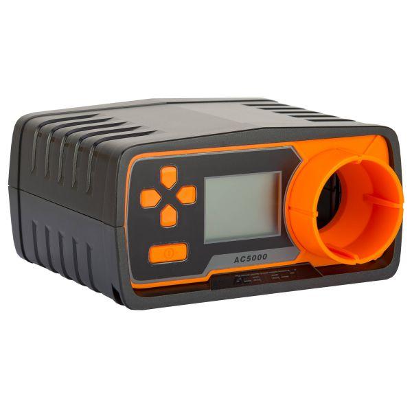 Acetech Chronograph AC5000 black orange