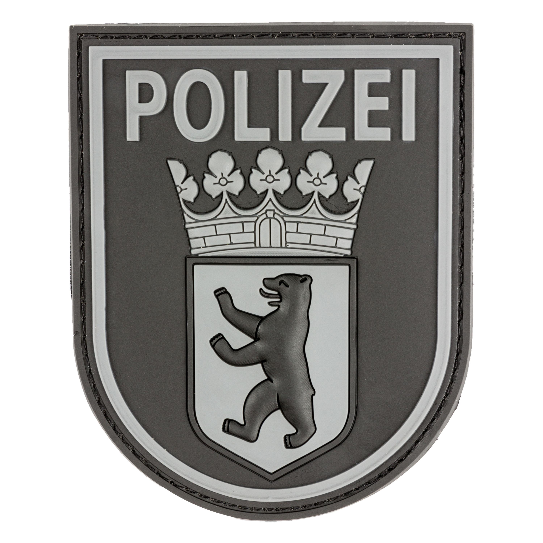 3D Patch Polizei Berlin swat