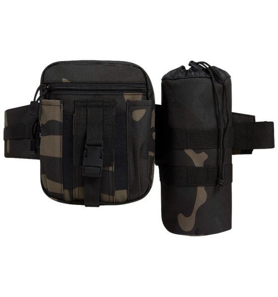 Brandit Waist Belt Bag Allround darkcamo