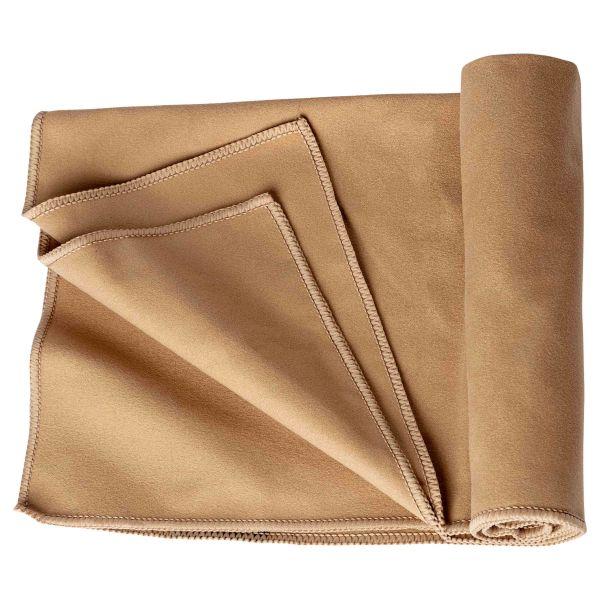 TOE Concept Microfiber Towel Camp 40 x 80 cm khaki