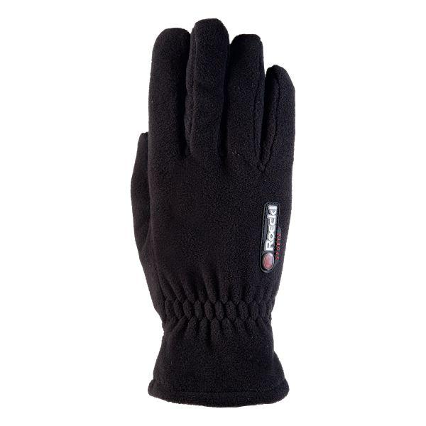Roeckl Gloves Kroyo black