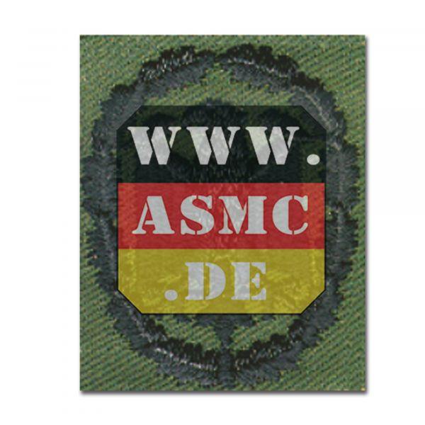 German Award for Military Proficiency olive/black.