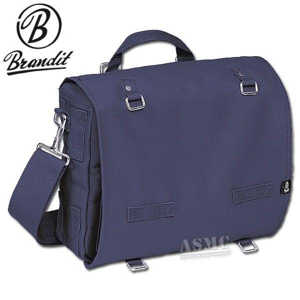 Shoulder Bag Large navy blue
