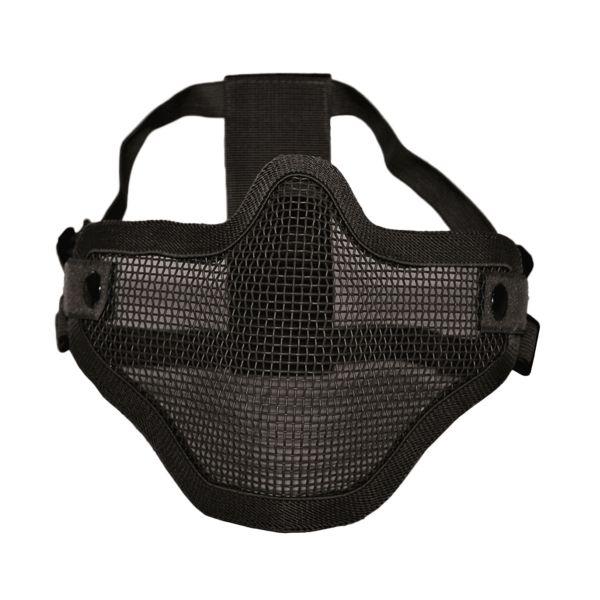 Protector Mask Airsoft SM black