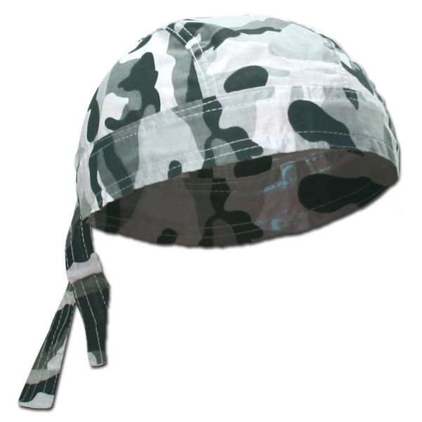 Head Wrap urban-camo