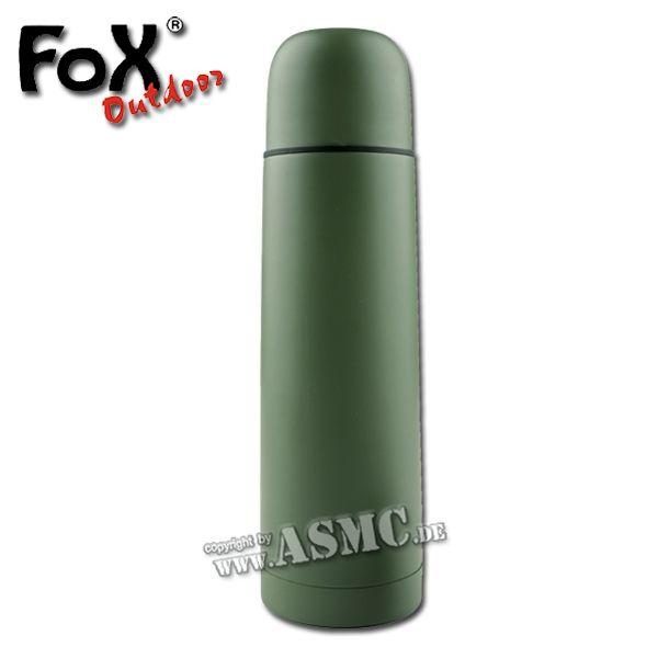 Vacuum Thermos Flask MFH 0,5 L olive