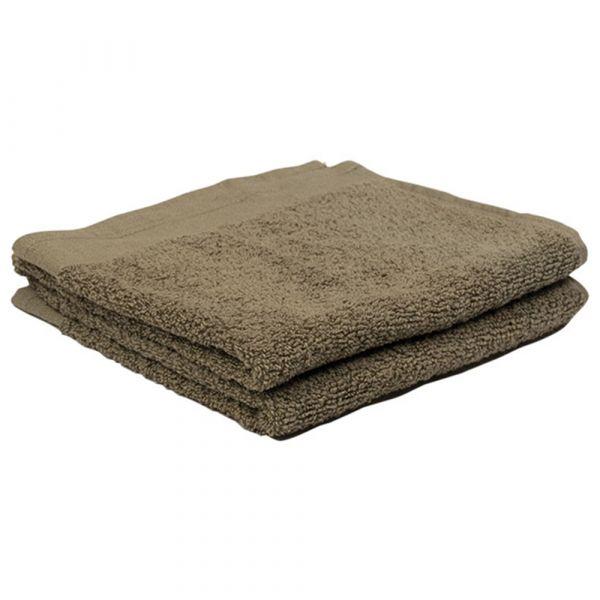 Mil-Tec BW Style Towel 90 x 45 cm olive