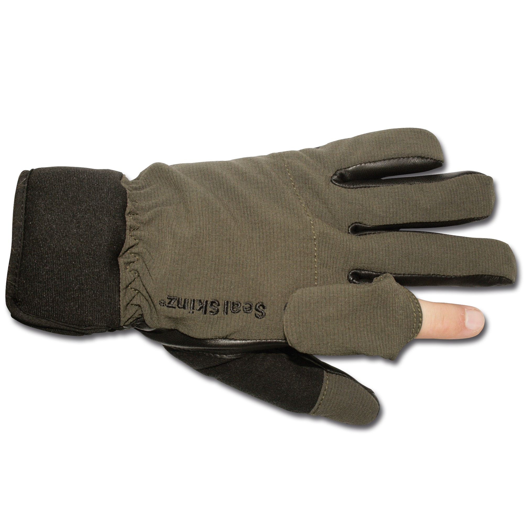 SealSkinz Shooting Glove Leather 100/% Waterproof /& Breathable