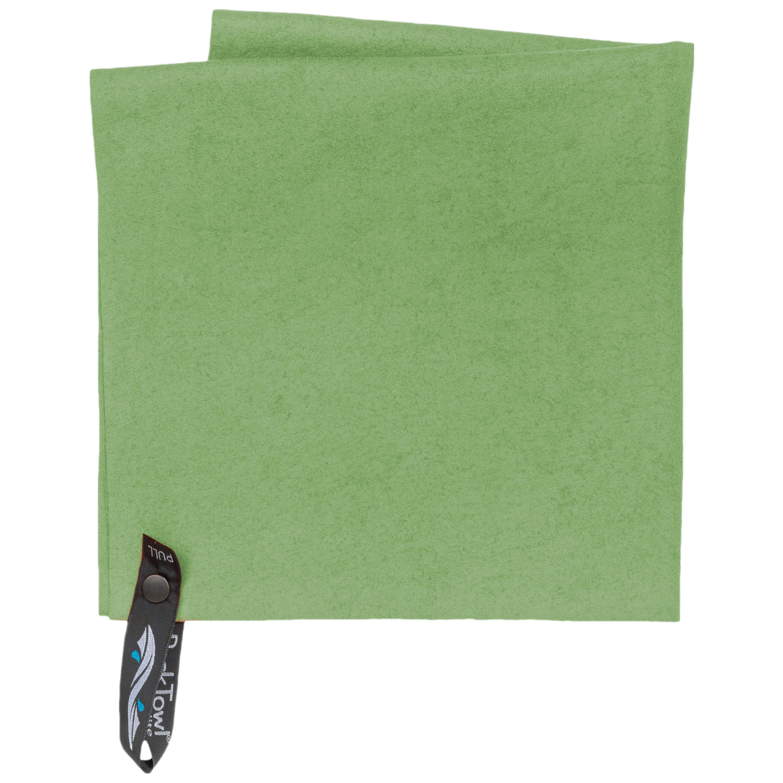 PackTowl Ultralite Hand Towel XL green
