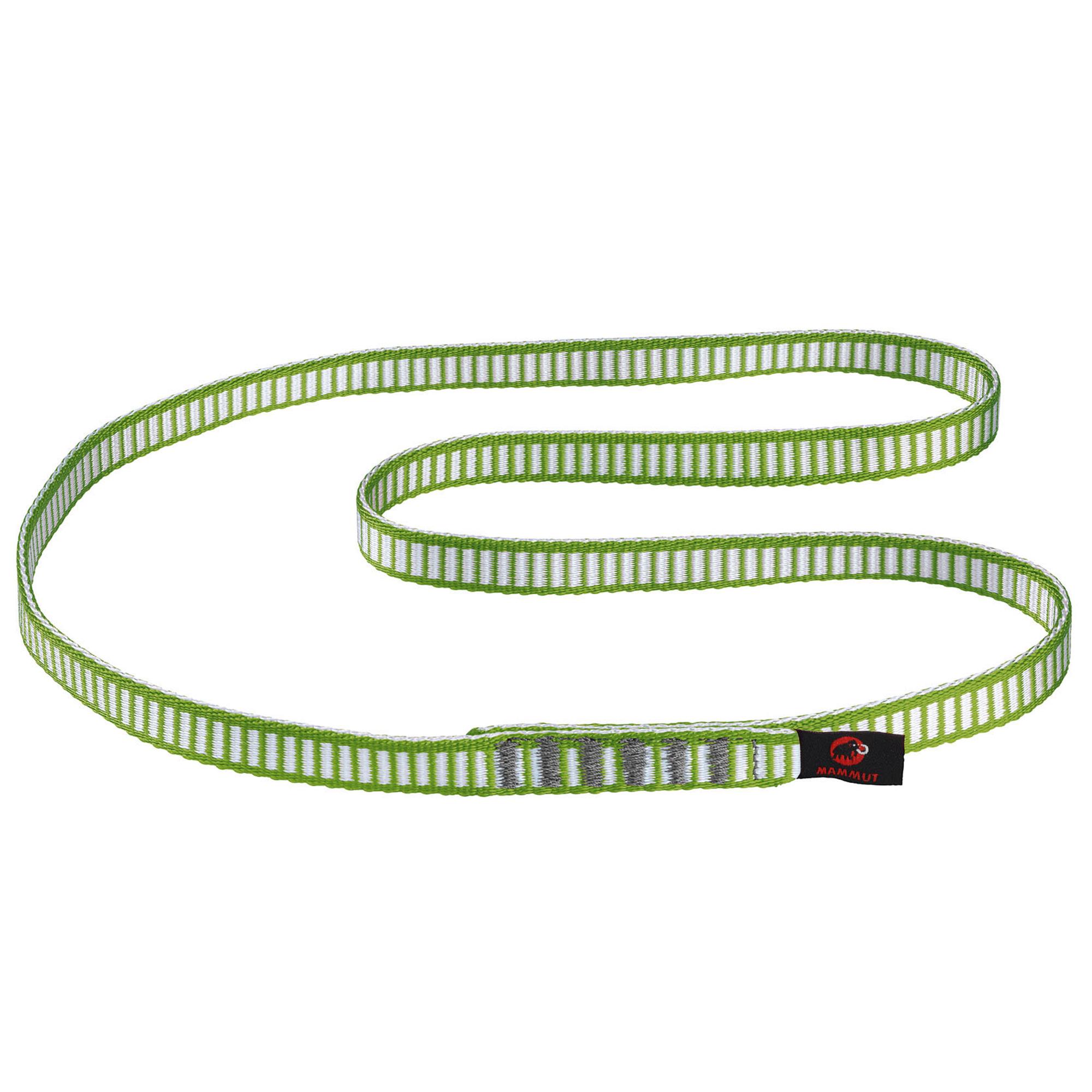 Tubular Webbing Sling 16.0 80cm green