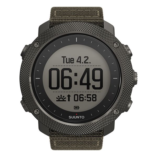Suunto Wrist Watch Traverse Alpha Foliage