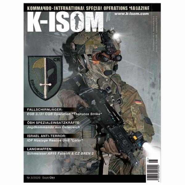 Kommando Magazine K-ISOM Ausgabe 05-2020