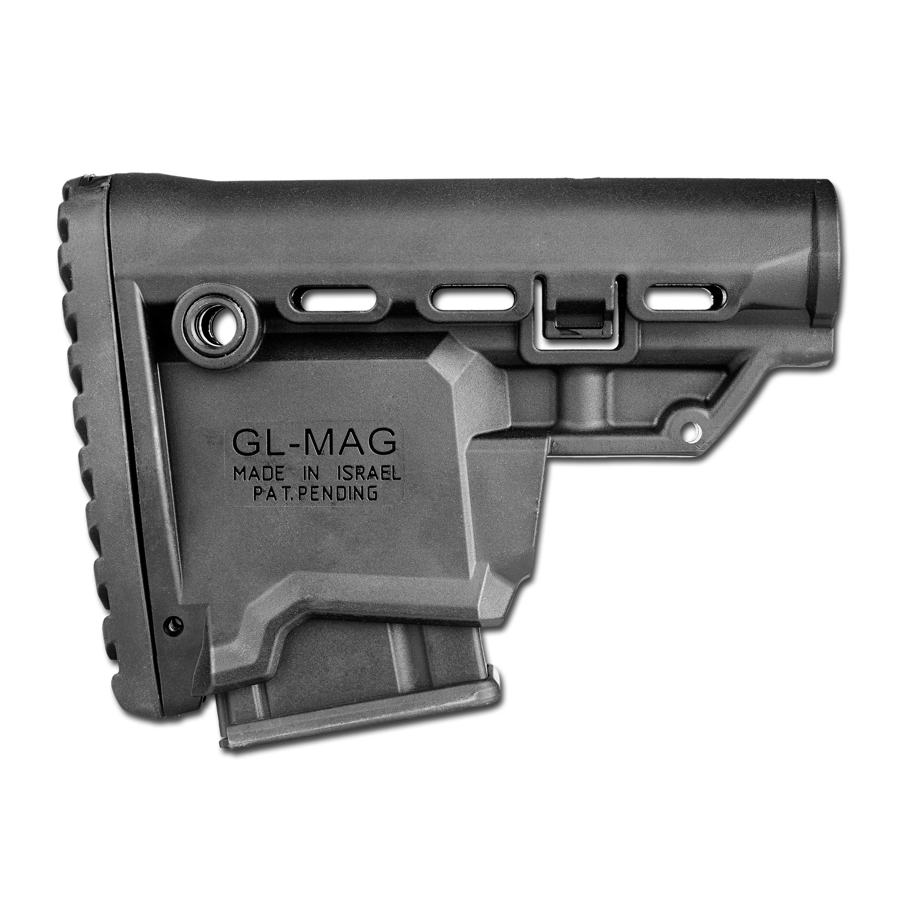 FAB Defense Survival Sliding Stock GL-Mag with Magazine Holder