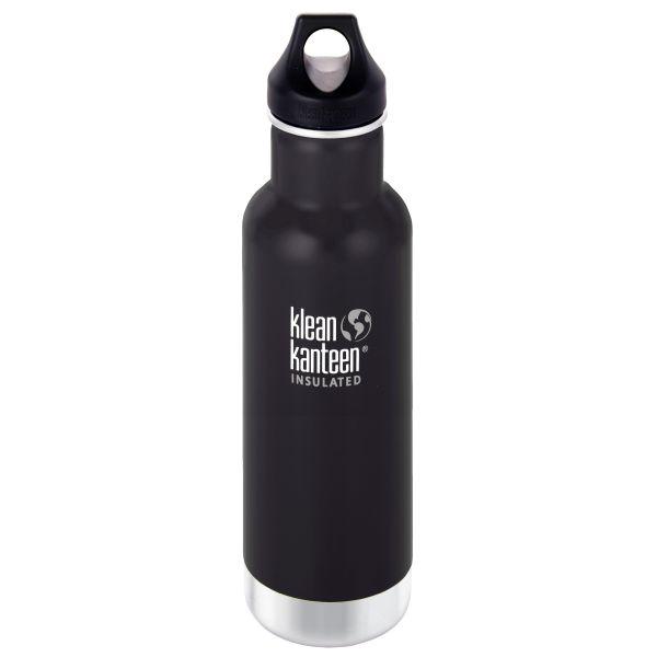 Klean Kanteen Vacuum Insulated Bottle 592 ml black