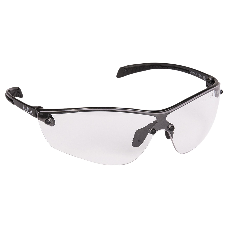 Bollé Safety Glasses Silium + clear