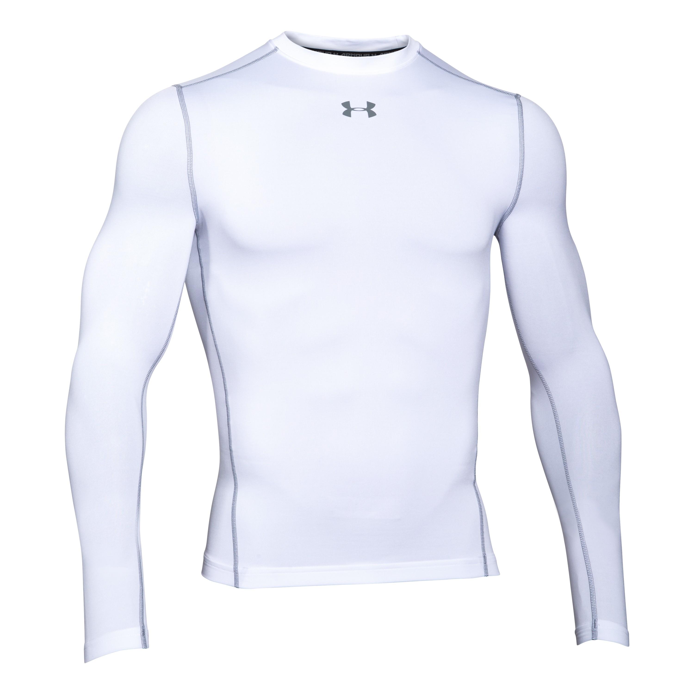 presión para Incompetencia  Purchase the Under Armour Shirt ColdGear Armour Crew white by AS