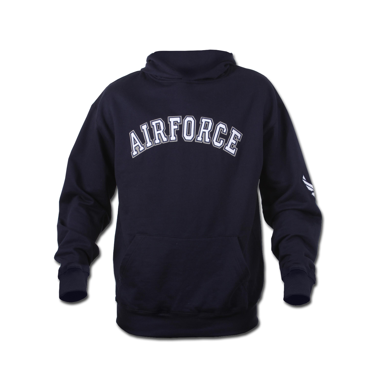 Hooded Sweatshirt Rothco Airforce navy blue