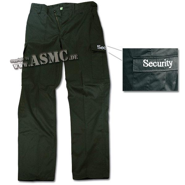 Security BDU pants black