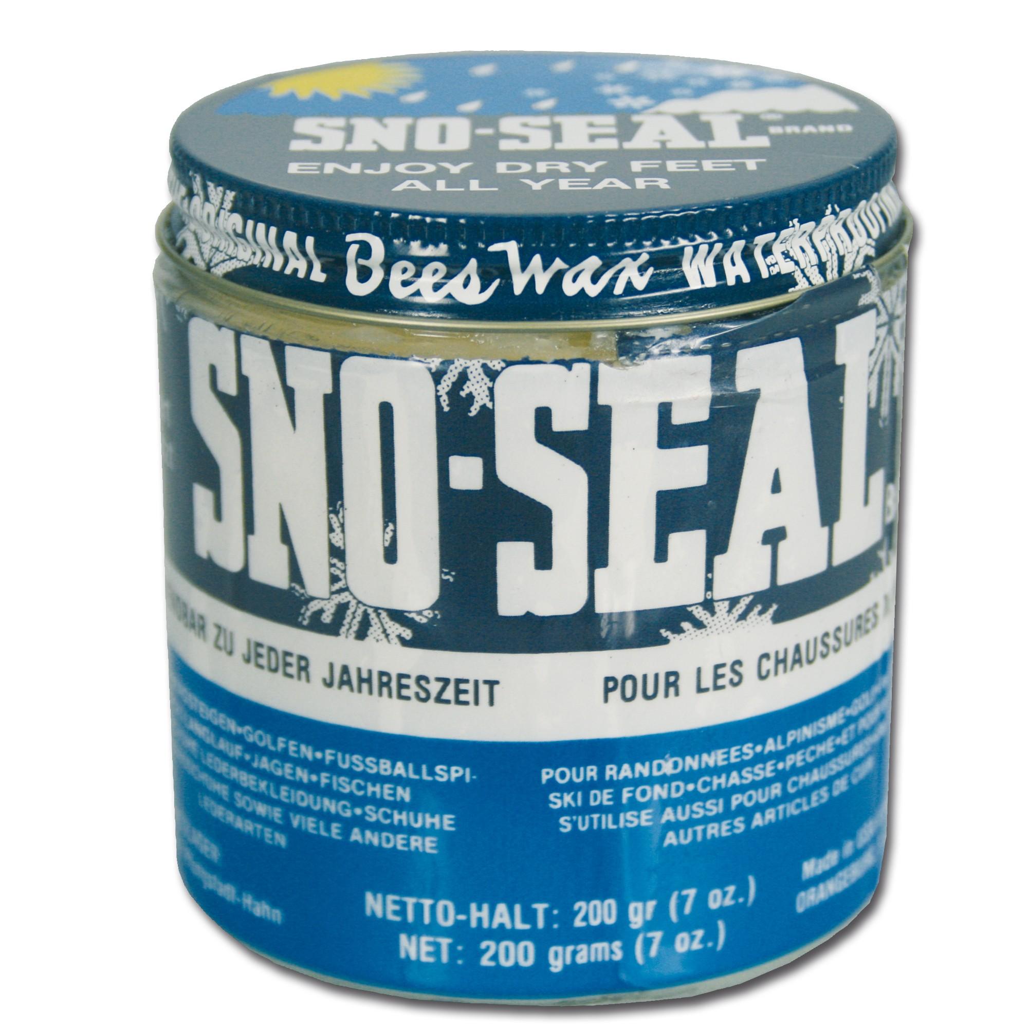 Shoe Cream Sno Seal Can