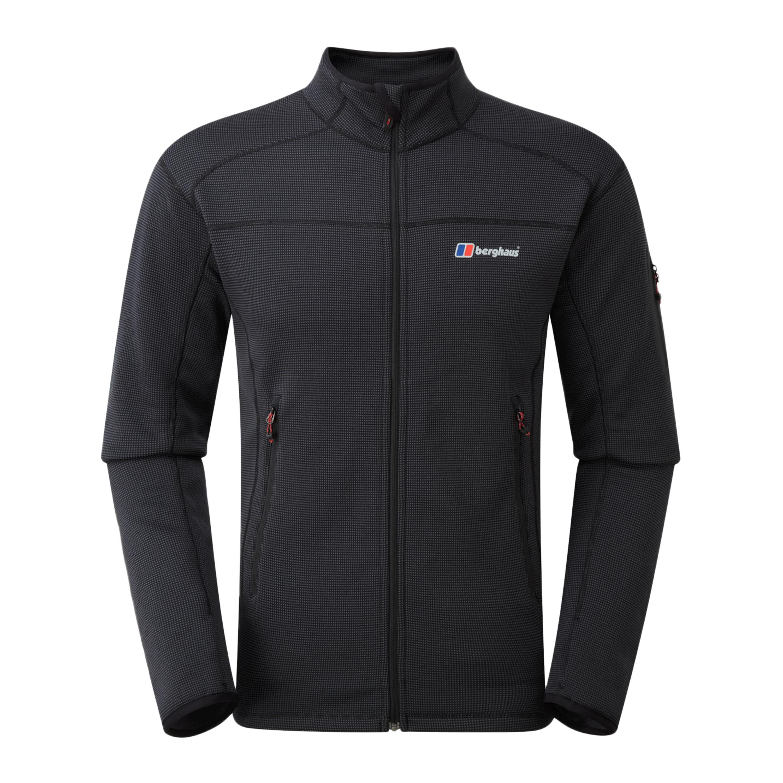 Berghaus Jacket Pravitale 2.0 Fleece dark gray/black