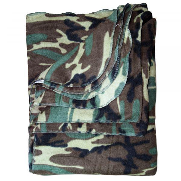 Fleece Blanket Outdoor woodland