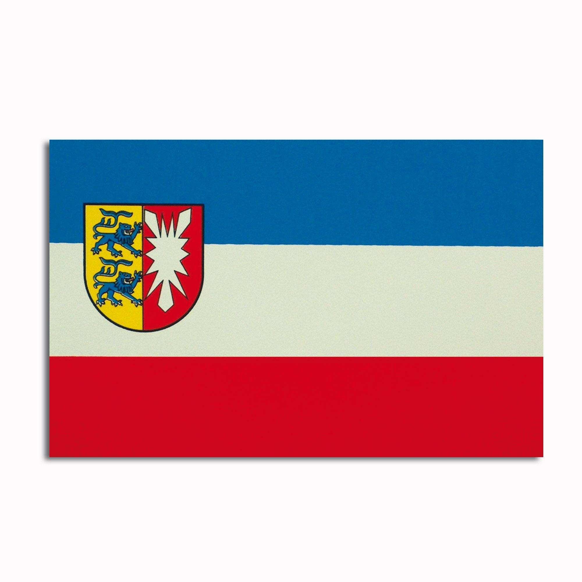 PVC Sticker Schleswig-Holstein