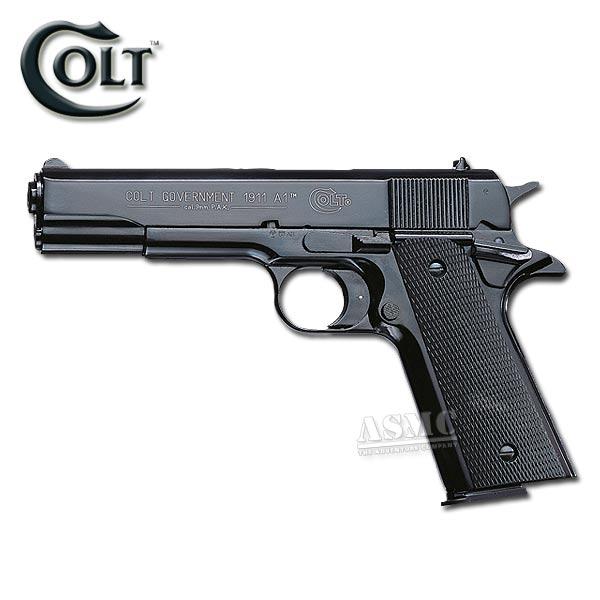 Pistol Colt Government 1911 A1 gunmetal-finished