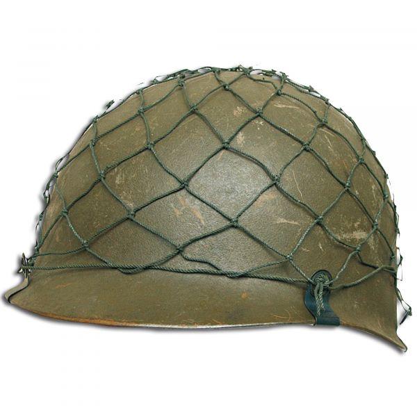 German Military Steel Helmet Net