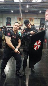 Black Medic patch für Umbrella