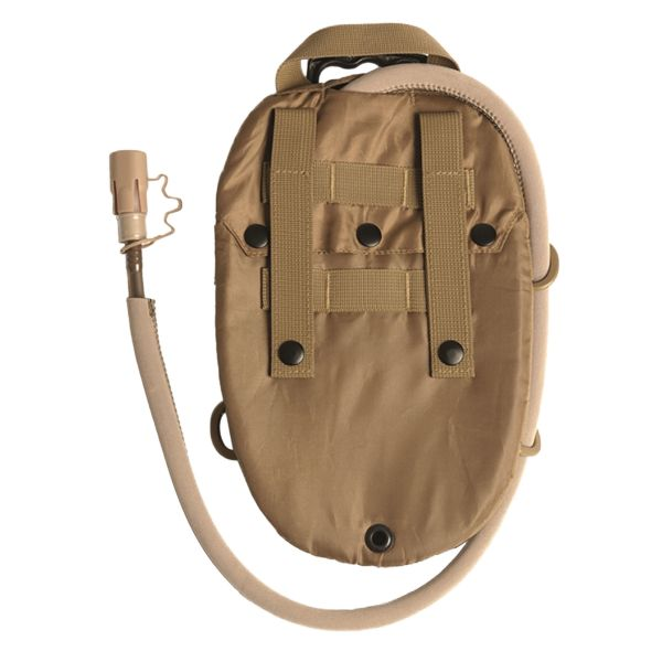 Hydration Pack Oval 1.5 L coyote