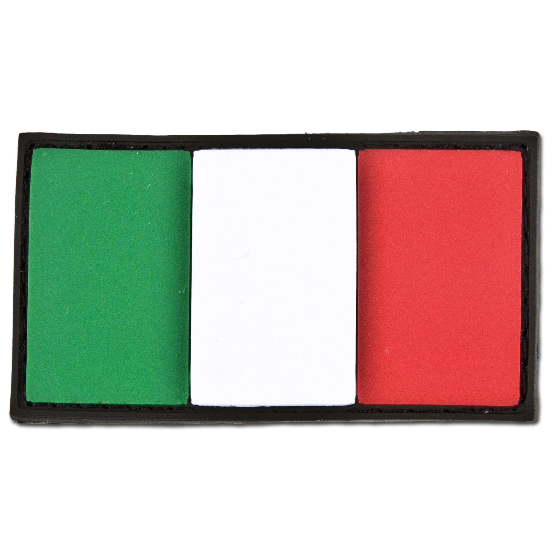 3D-Patch Italian Flag